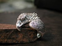 REAL EAGLE RING